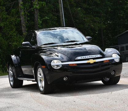 2003 Chevy SSR, that's right, 2003.. - #