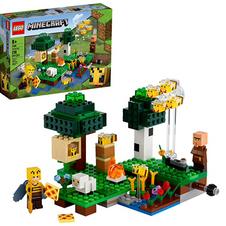Lego Minecraft Bee Farm
