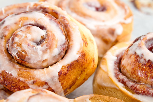 Cafe Favorite! Cinnamon Buns