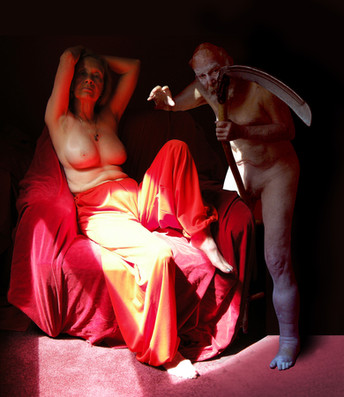 """Robert Huot """"Death and the Maiden"""" 2009-2021 2009-2021"""