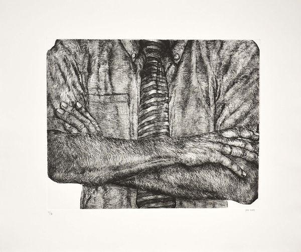 _Cravate_, pointe sèche, 40 x 50 cm, 2013.jpg