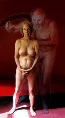 """Robert Huot """"Death and the Maiden"""" 2009-2021"""