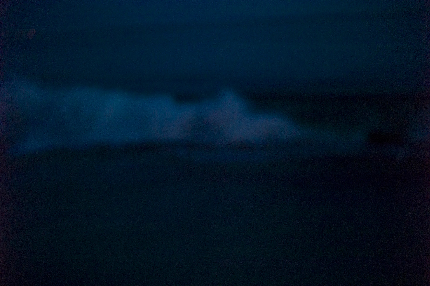 "Natalie Curtis "" Malibu Night Waves """