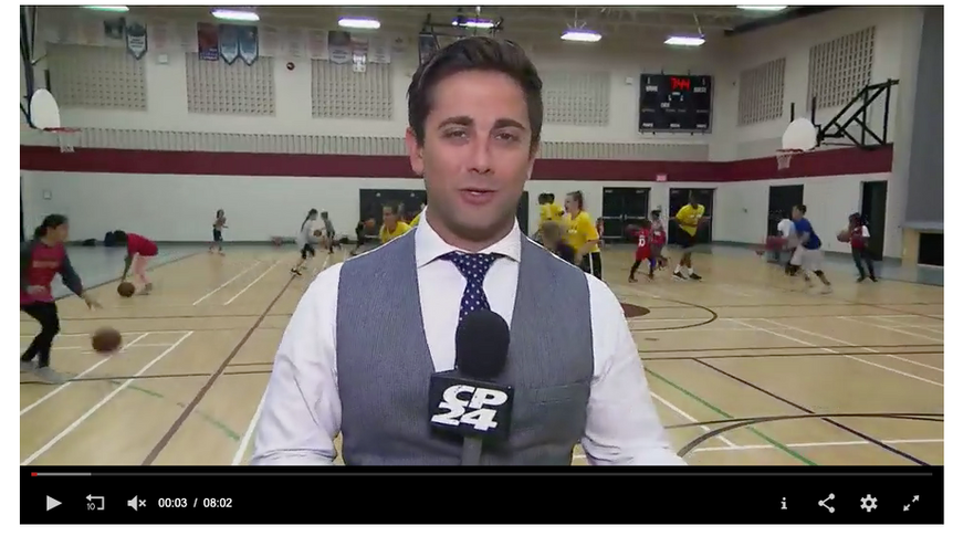 Aspire for Higher x CP24