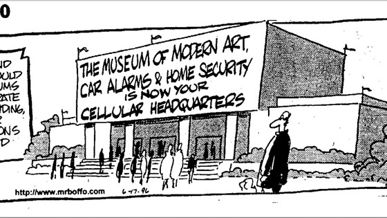 Will Technology Kill Museums?