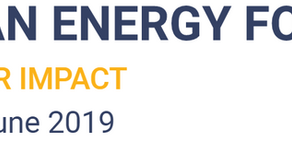 Xeric participates in ACEF 2019 together with Solar Water Plc