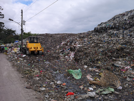 Landfill Gas to Energy Recovery in Dumaguete