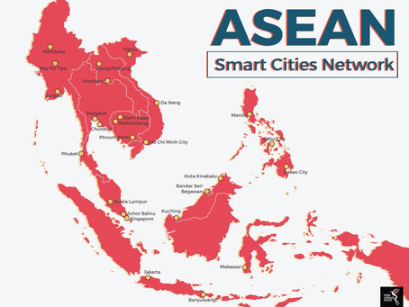 Manila, Cebu and Davao are among the pilot cities for ASEAN Smart Cities Network