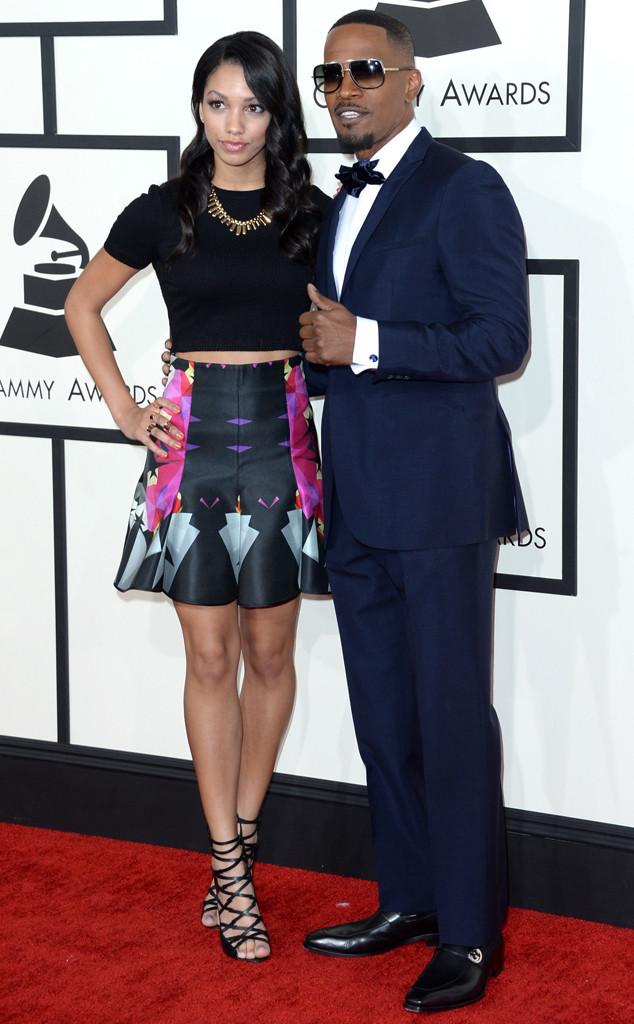 Corinne Foxx - The Grammy's