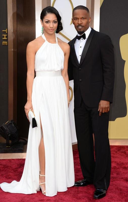 Corinne Foxx - The Oscars