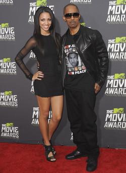 Corinne Foxx - MTV Movie Awards