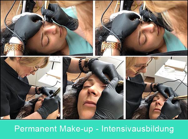 Permanen Make-up Intensivausbildung | Schulung in Deutschland