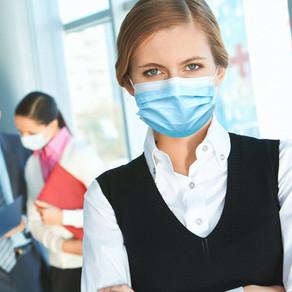 MUNDSCHUTZMASKE ANWENDUNG: Atemschutzmaske & Gesichtsmaske