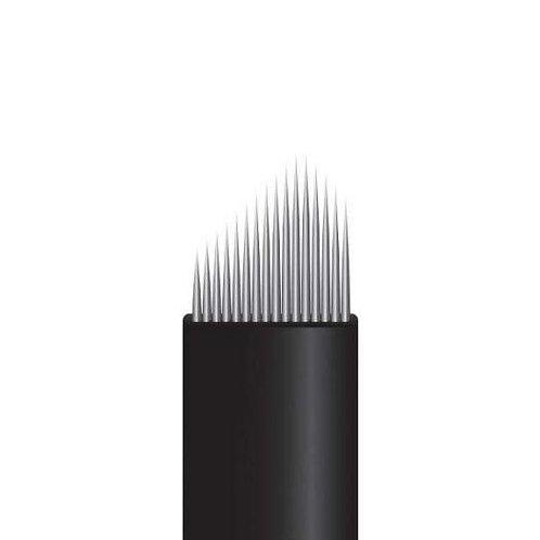 Microblading Nadeln: V-Blade Outliner - 10 Stück