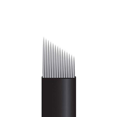 Microblading Nano Nadeln: C-Blade - 0.11mm 10 Stück