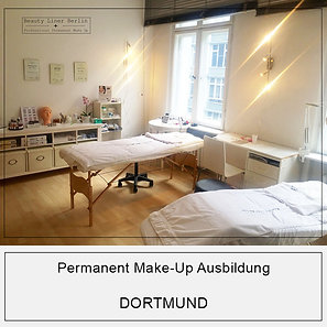 Permanent Make Up Ausbildung - Dortmund