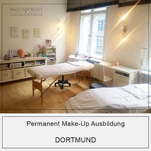Permanent Make Up Ausbildung NRW, Dortmund, Köln, Düsseldorf