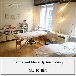 Permanent Make Up Ausbildung - München