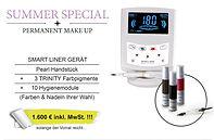 Permanent Make Up Gerät günstig als Summer Special