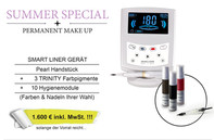 Permanent Make Up Gerät günstig als Summer Special