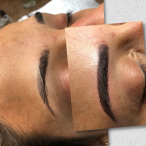 MICROBLADING PFLEGE - Do's and Dont's
