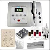 Beauty Liner Permanent Make-up Geräte - Silve Liner Pigmentiergerät inkl. Starteset