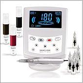 Beauty Liner Permanent Make-up Gerät - Smart Liner Pigmentiergerät inkl. Starterset PMU Farben und Hygienemodule