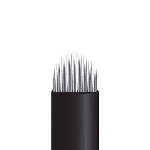 Microblading Nano Nadeln: U-Blade - 0.11mm 10 Stück