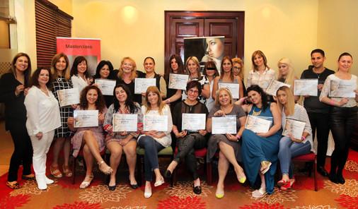 Permanent Make-Up Ausbildung - Masterclass Schulung - Gruppen-Seminar - Beauty Liner