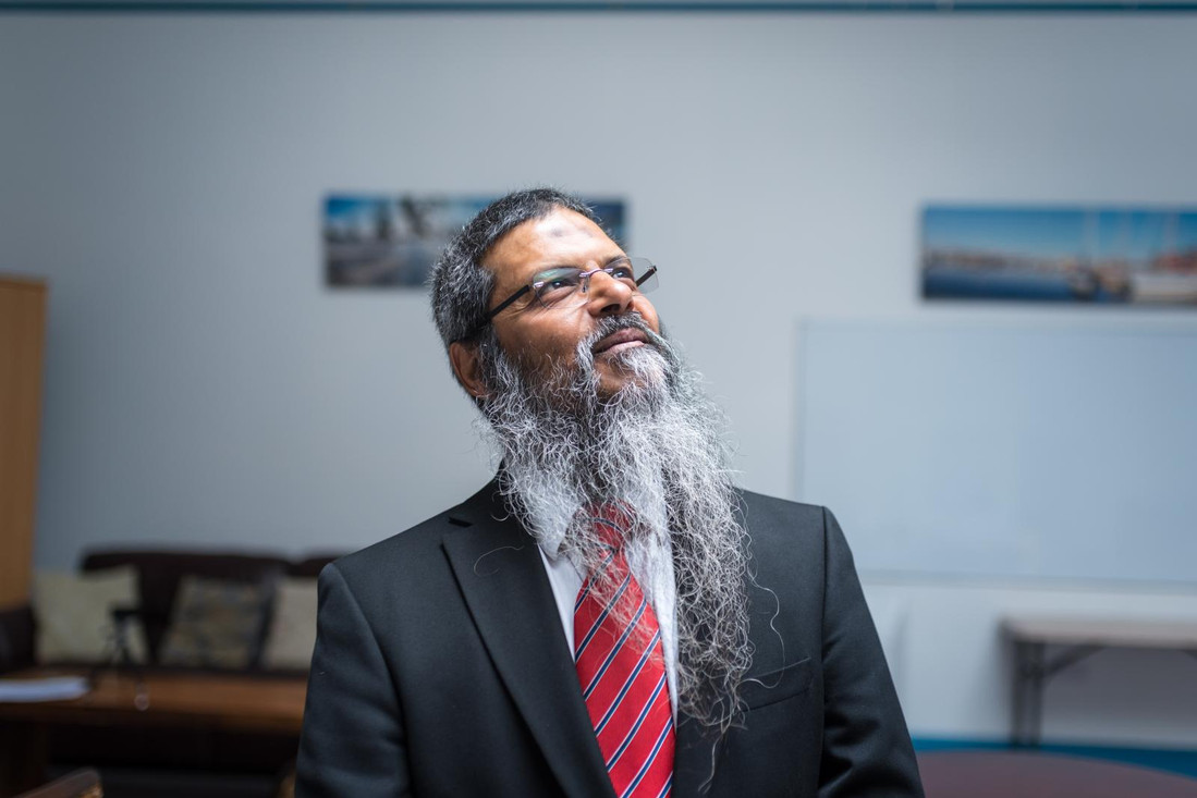 """""""I think it's fundamentally important whichever community or political system we are living in that we are very careful about hate preacher, not only religious ones those who preach hatred and division, those who always erects barriers and against communication and education. We need to mix, talk, share and together try to resolve."""""""