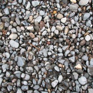"1-3"" Decorative Pebbles"