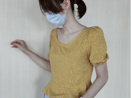 藏肉又不顯壯的泡泡袖,疫情趨緩後的夏天你怎麼能不穿 !