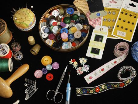 最常見的服裝輔料,拉鍊與鈕扣的愛恨情仇,縫製要訣告訴你!