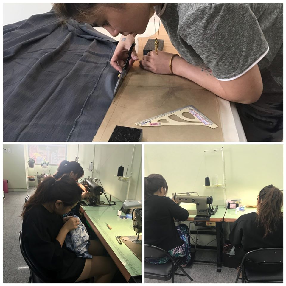 lamoda服裝設計-學生實作