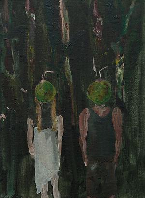 Elysia Byrd, Alto Art Residency, Alto Paraiso de Goias
