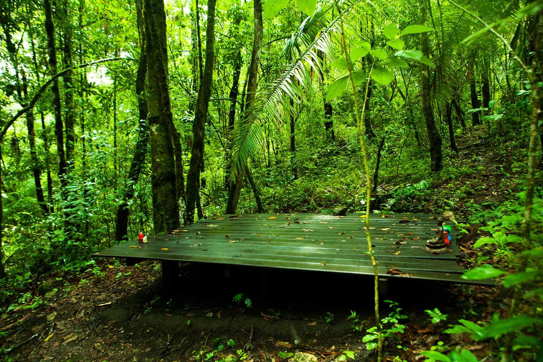 Meditation deck