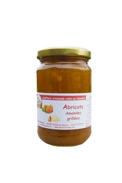 abricots amande grillee