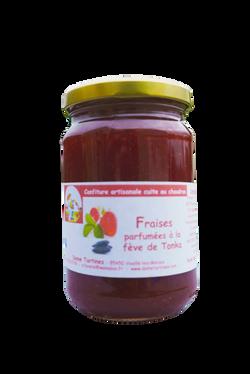 fraise feve tonka