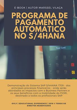 Programa de Pagamento Automático no S/4 HANA