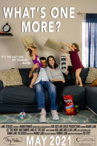 Lane Family Pregnancy Announcement