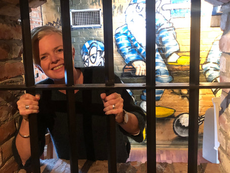 Bomber i Skien Fængsel!
