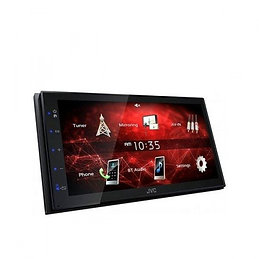 Combo JVC KW-M150BT 6.8' Double Din Bluetooth & USB & Android + Speaker