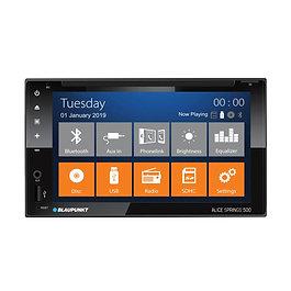"Combo Blaupunkt Alice Spring 500 6.2"" DVD/ Phonelink/ Bluetooth / USB + Camera"