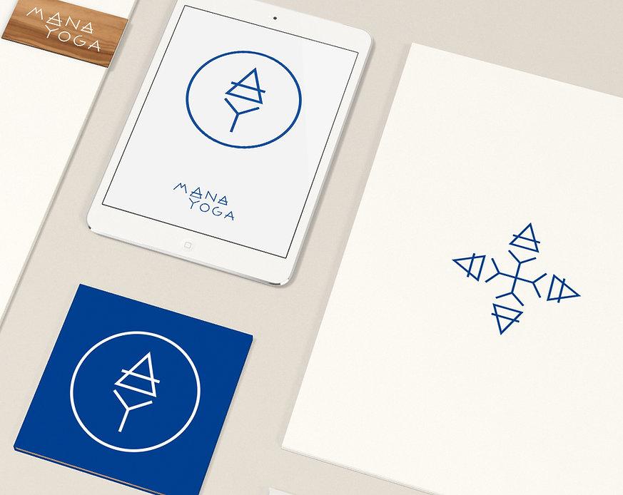 mana-yoga-logo-identite-visuelle-bordeau