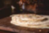 Pâte à pizza piadina maison