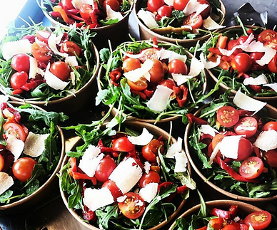 Salades fraîches catering Reservoir Dogs Food
