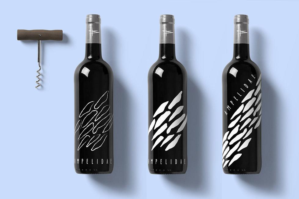 bouteille-vin-ampelidae-identite-visuell