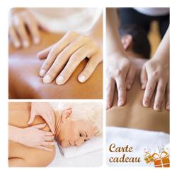 Bon cadeau massage bien-être