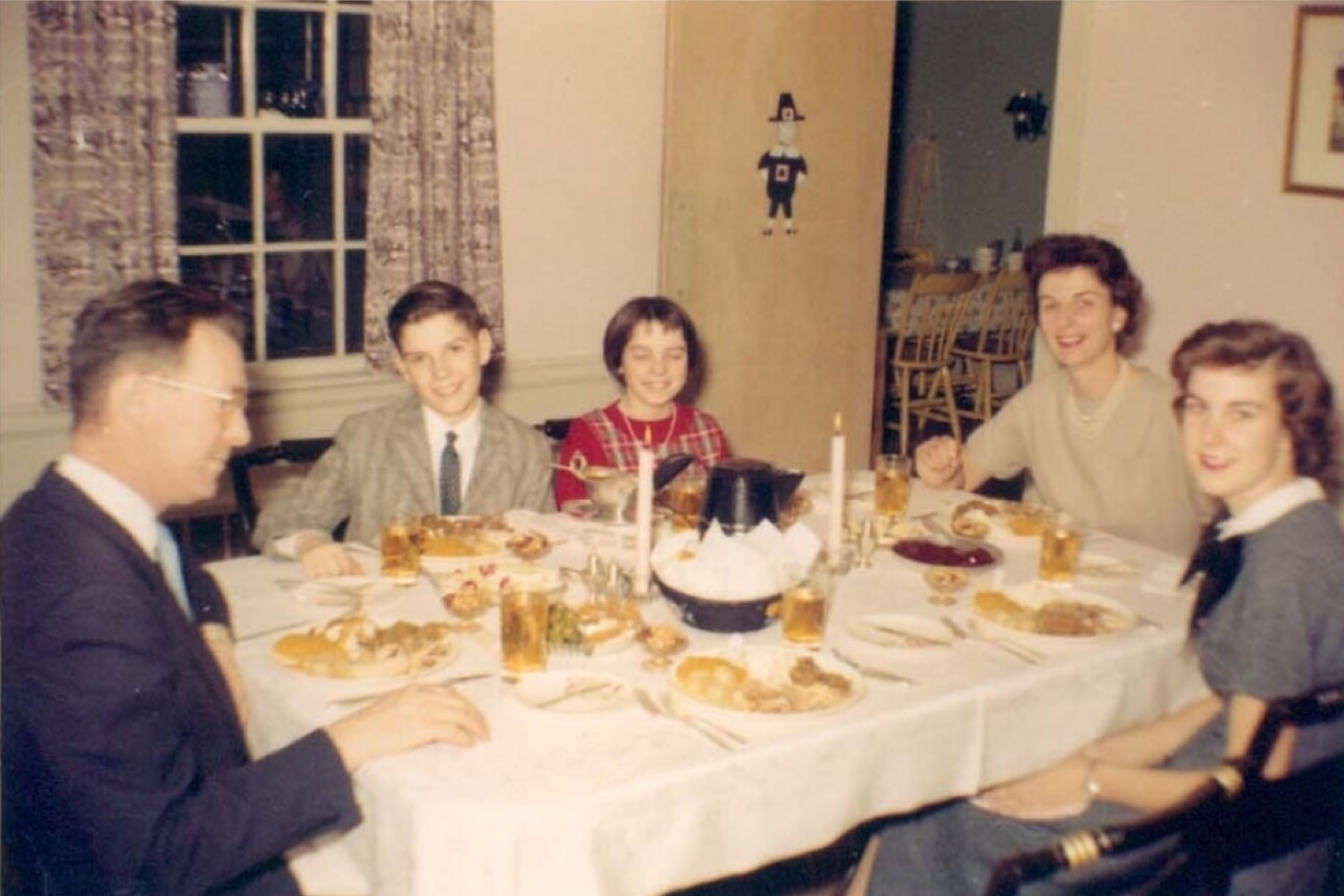 1950's Classic Thanksgiving