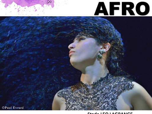 Stage d'Afro-orientale